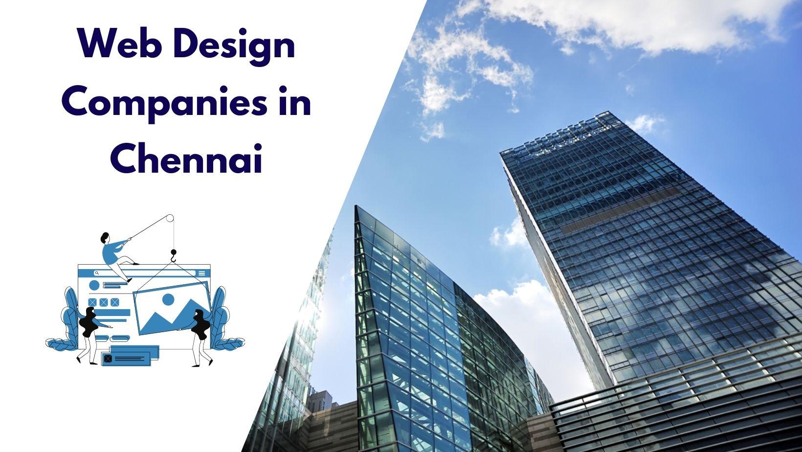 List Of 15 Best Web Design Companies in Chennai