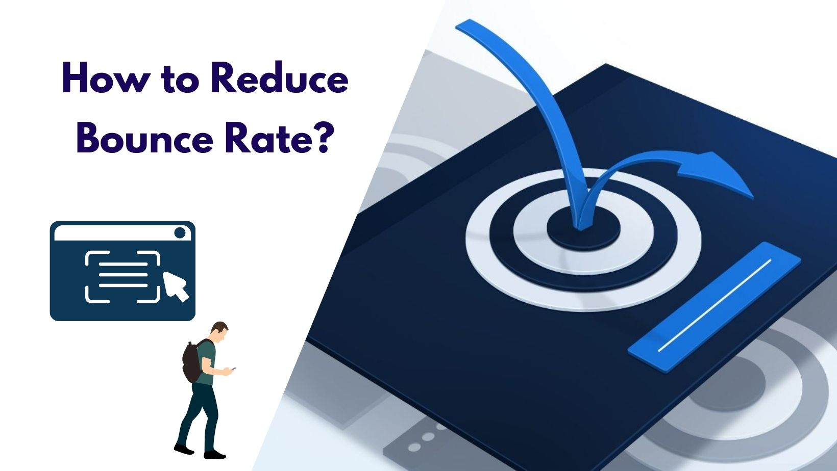 image of how to reduce bounce rate of website
