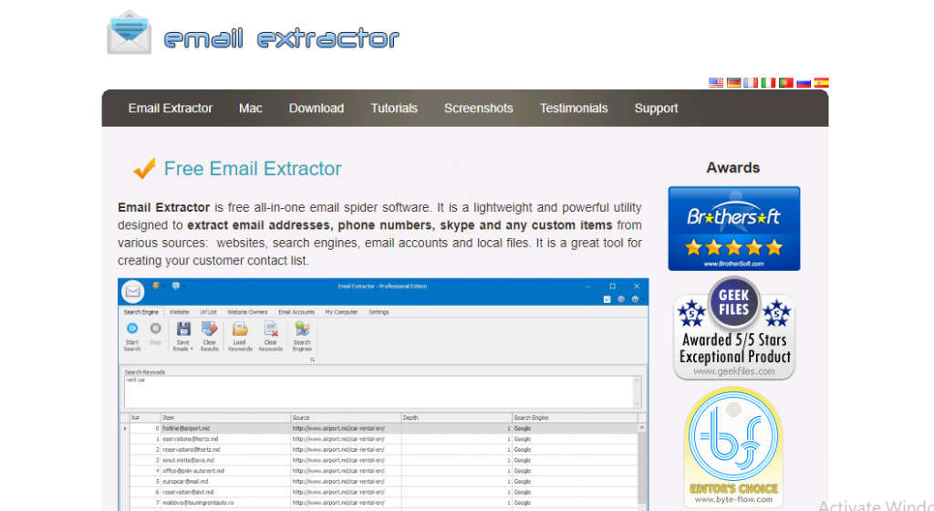 LinkedIn email extractor chrome -email extractor pro