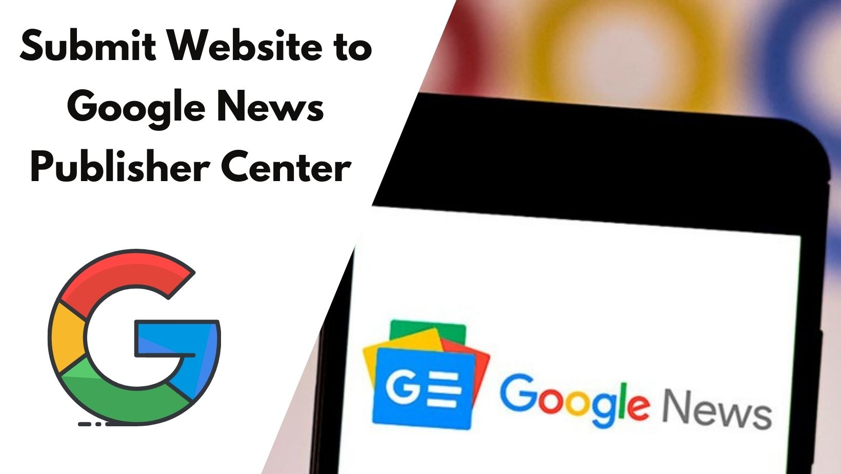 google news for publishers